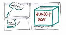 Wunschbox beschnitt