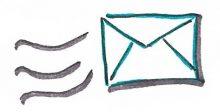 E-Mail-Zuschnitt
