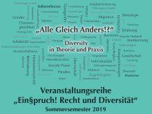 Recht und Diversitaet Plakat SoSe19_Zuschnitt